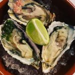 Trio of Oysters